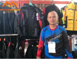 Soft Protector Untuk Jaket Touring Bikin Nyaman Berkendara