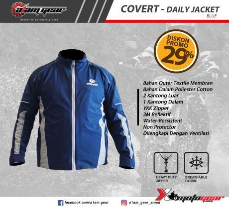 Jaket Daily Covert | A1am Gear